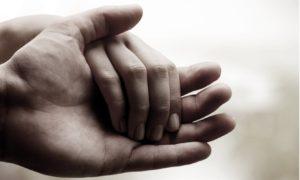 Handen Haptonomoie